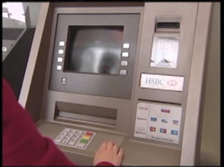 Women steal money at ATM exposing 'assets'