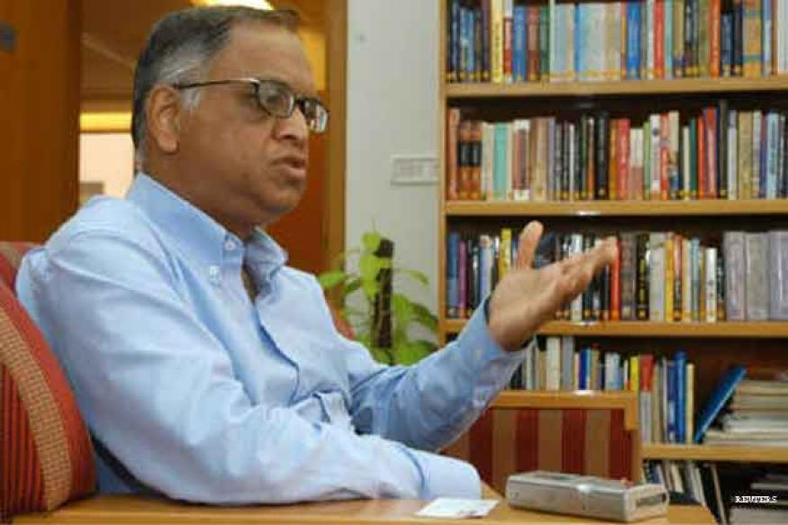Infosys to search for Murthy's successor: report