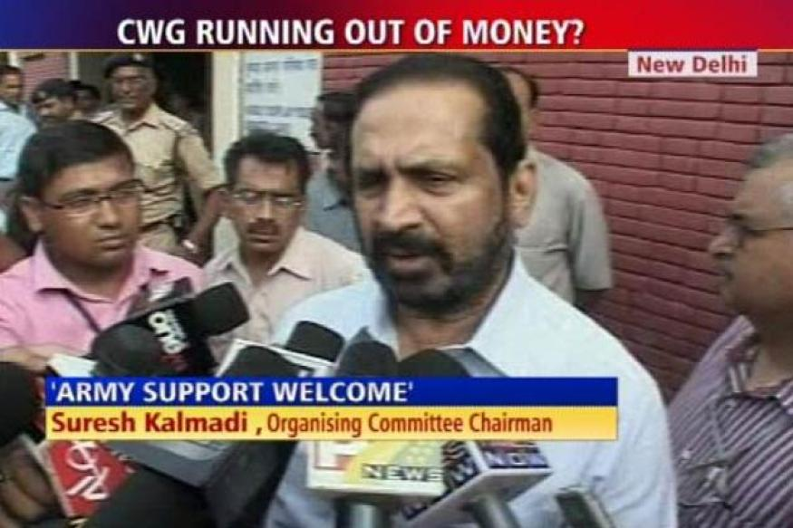 Financial crunch? CWG asks Army to work for free