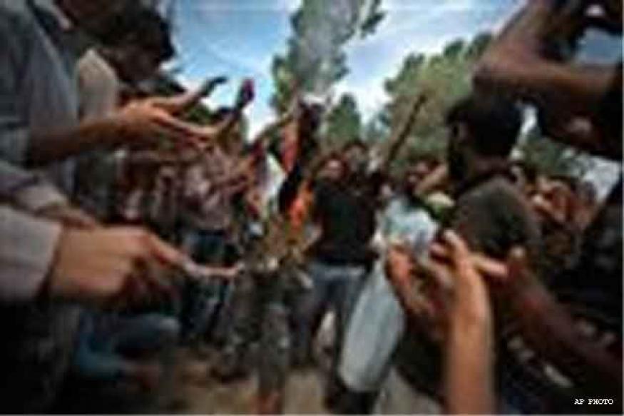 Woman killed, 17 injured in J-K terror attack