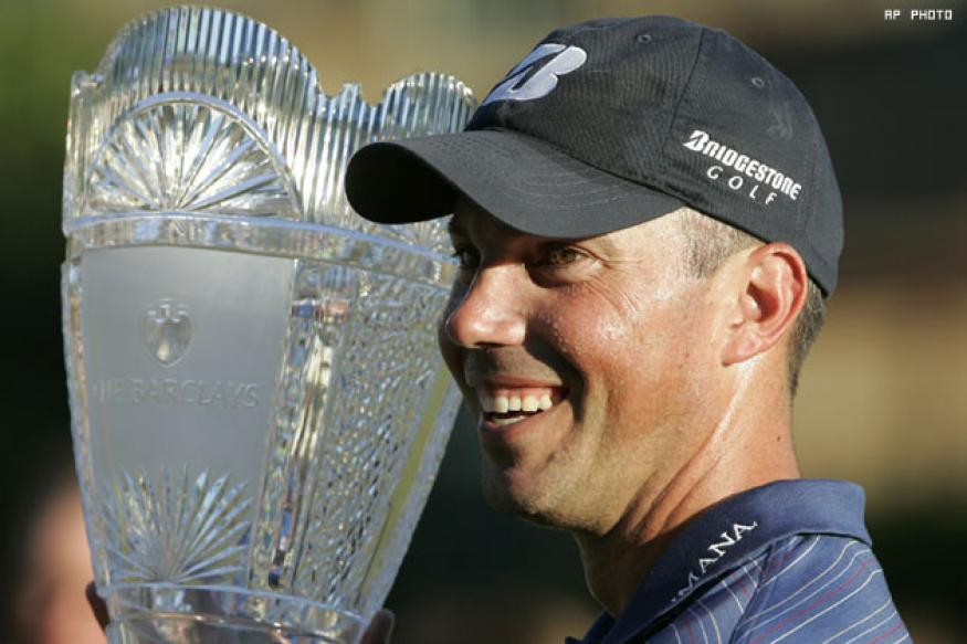 American Matt Kuchar wins Barclays title