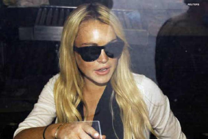 Lindsay Lohan released from U.S. jail after 13 days