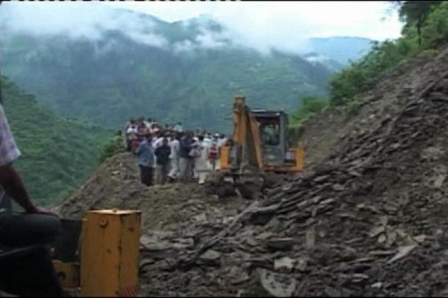 Over 85 killed, 10000 hit by Leh flash floods