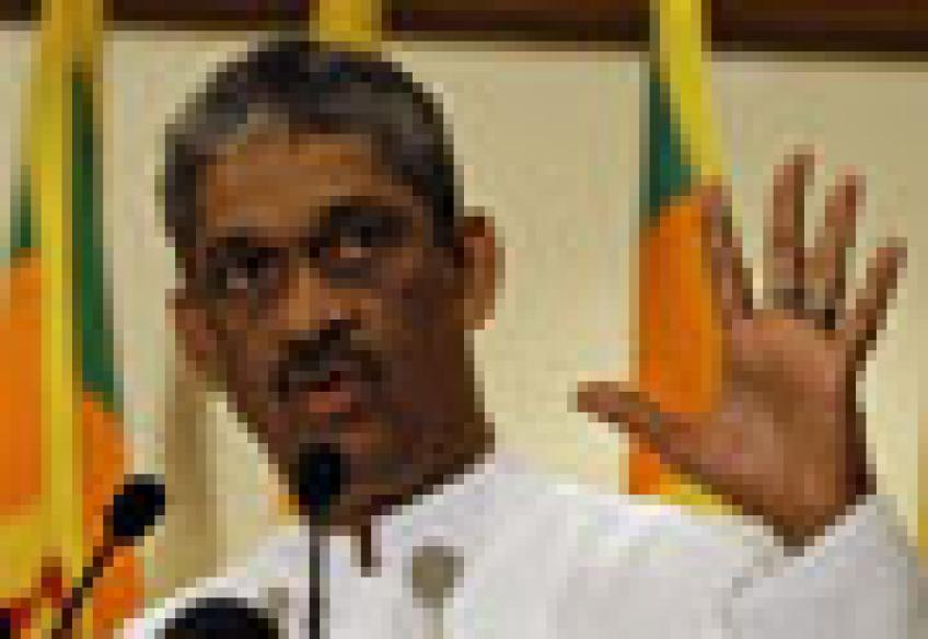 Ex-Lanka Army chief stripped of rank, medals