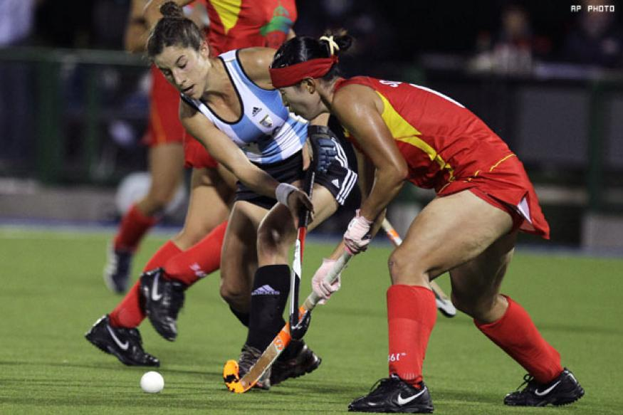 Women's Hockey WC: Arg, Eng reach semi finals