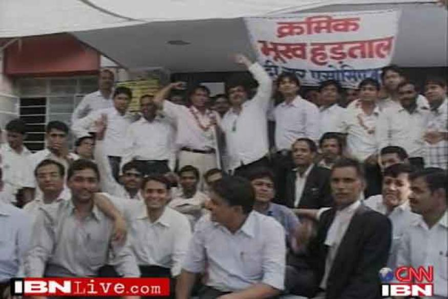 Lawyers' strike in Rajasthan intensifies