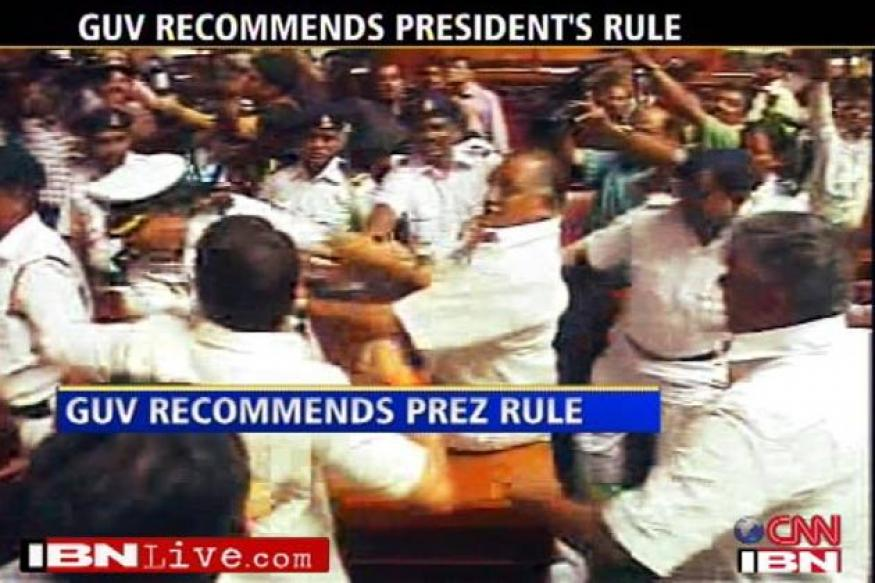 K'taka drama: Cong to wait for legal decision