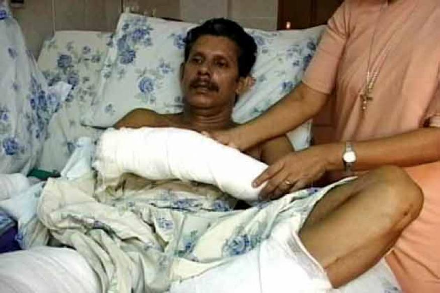 Kerala man accused of chopping hand wins poll
