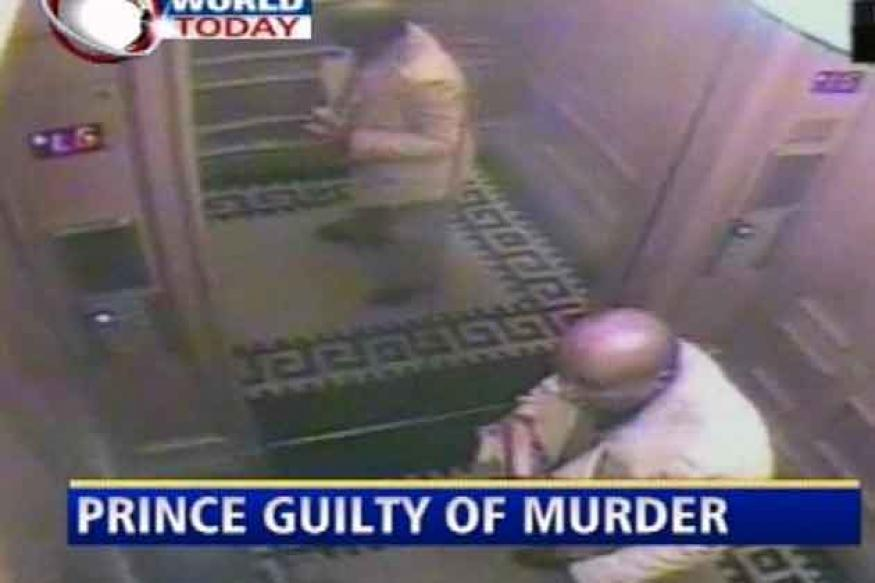 Saudi prince gets life sentence for servant's murder