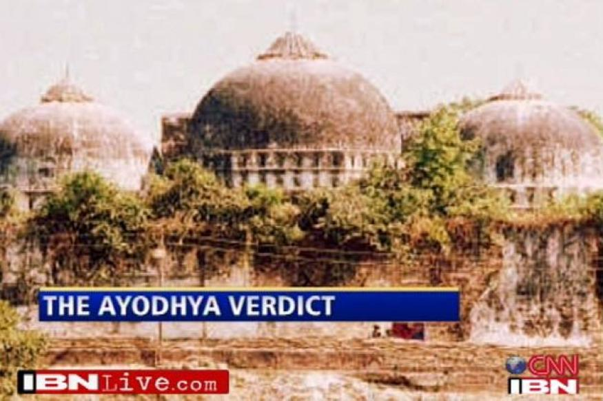 Ayodhya: Hindu Mahasabha files caveat in SC
