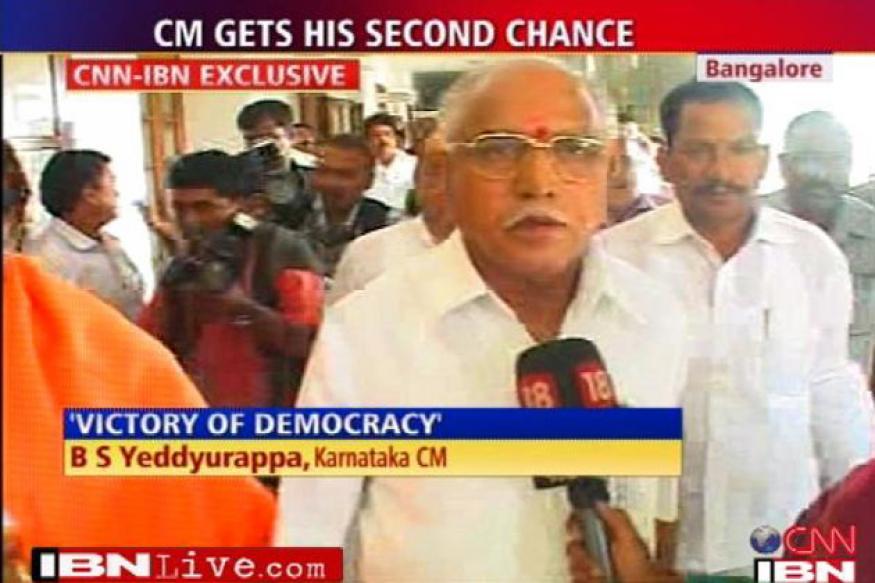 K'taka CM slams Oppn for trying to destabilise govt