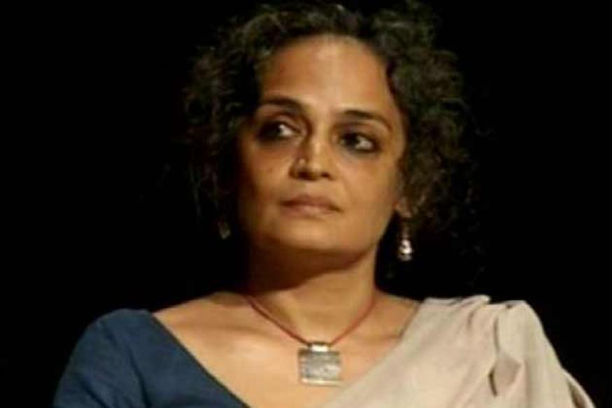 Case registered against Arundhati, Geelani