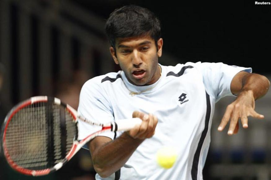 Bopanna-Qureshi crash out of Valencia Open