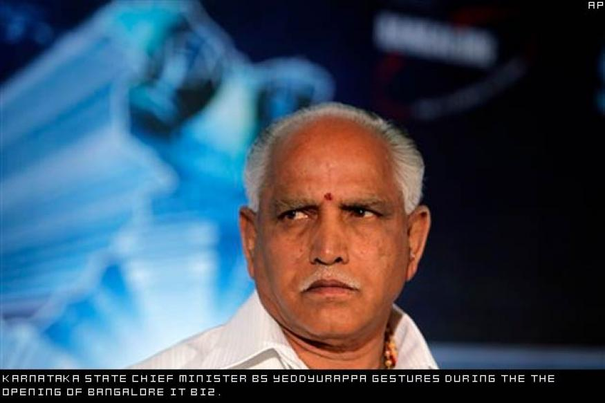 Yeddyurappa defers Delhi visit to Monday