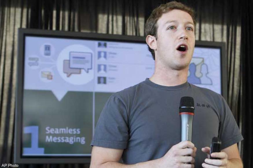 Facebook unveils 'integrated' e-mail service