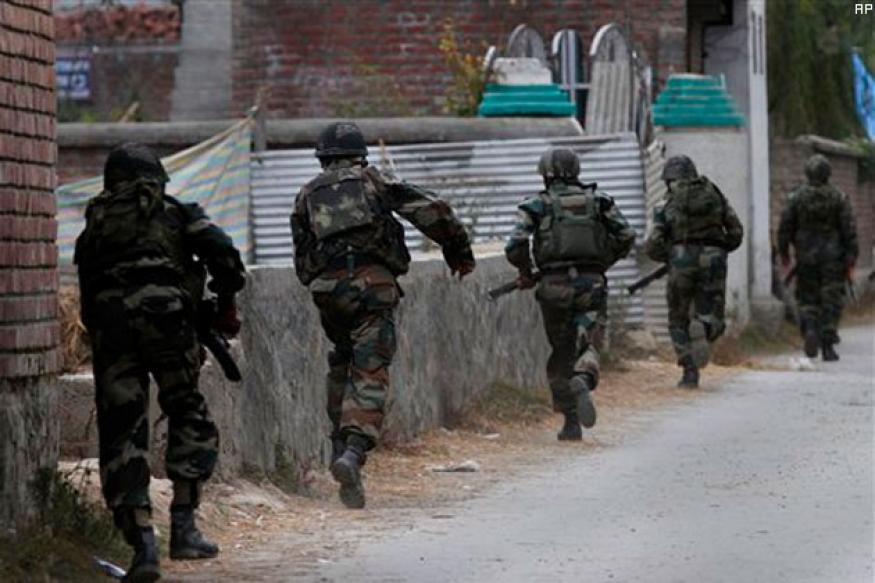 Two terrorists killed in Jammu and Kashmir