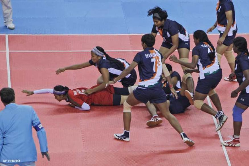 Asian Games: Indian women win kabaddi gold