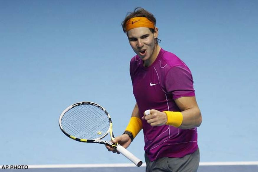 ATP Finals: Nadal, Djokovic complete SF lineup