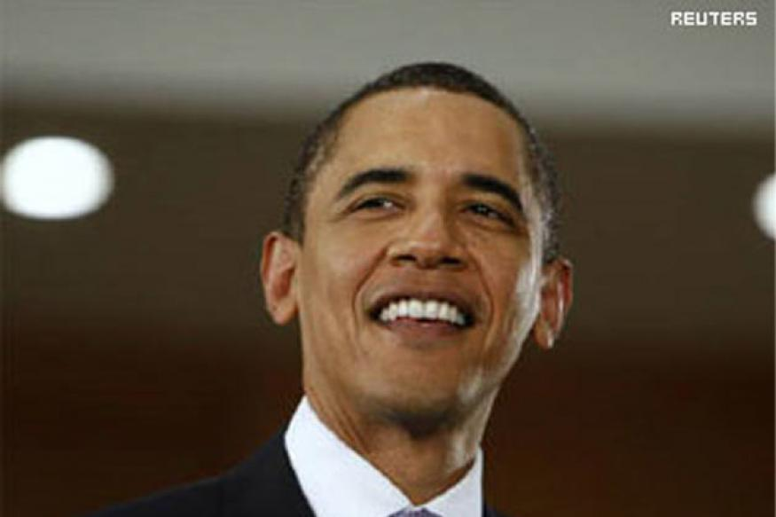 'Bahut dhanyavad', says Obama on warm welcome