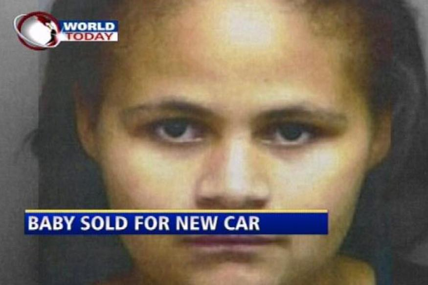 American woman tries to sell son to buy a car