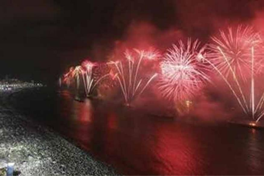 Top 10 places to celebrate New Year's eve