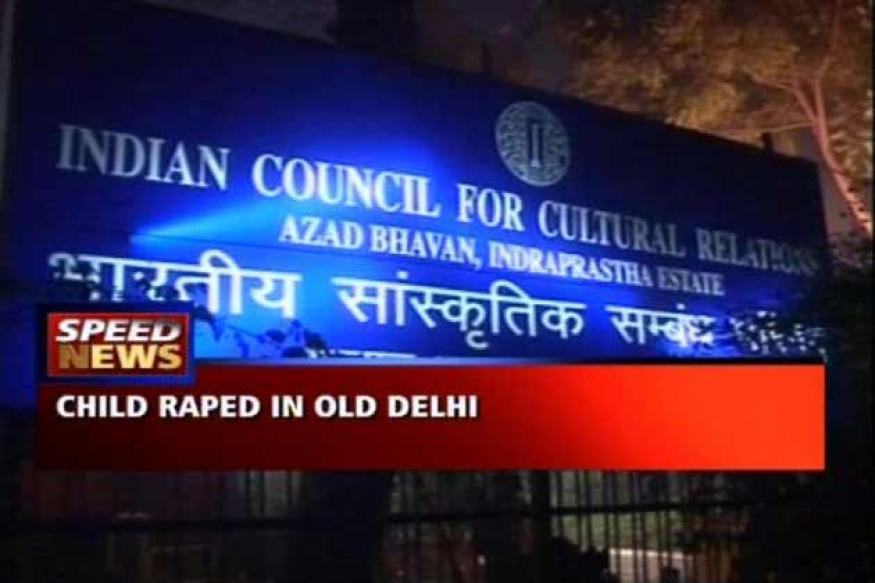 7-yr-old girl raped in Delhi, suspect held