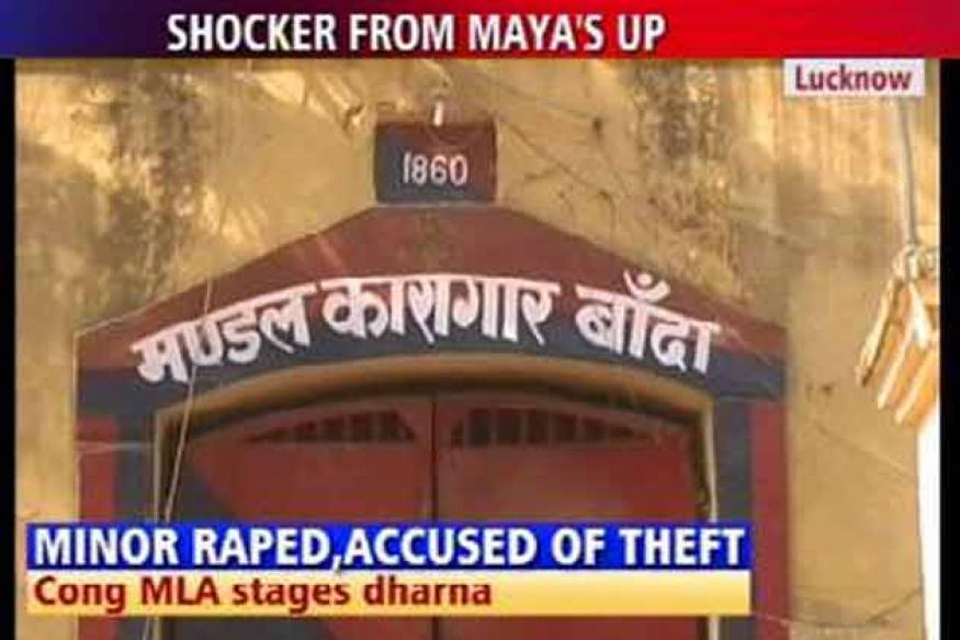 UP: Minor Dalit girl raped, put behind bars