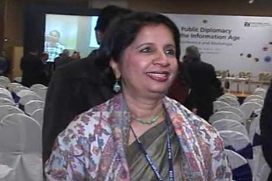 Envoy's frisking poor diplomacy: Nirupama Rao