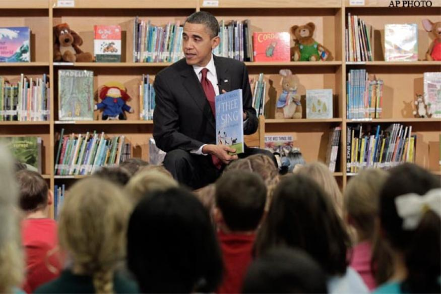 Reagan on Obama's holiday reading list
