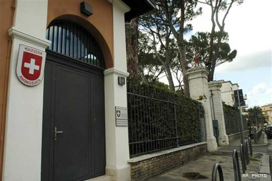 Rome: Blast at Swiss embassy, 1 injured