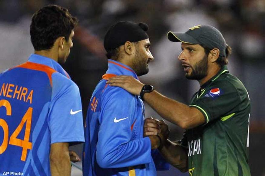 India's politics play: Cricket vs Pak, in Pak