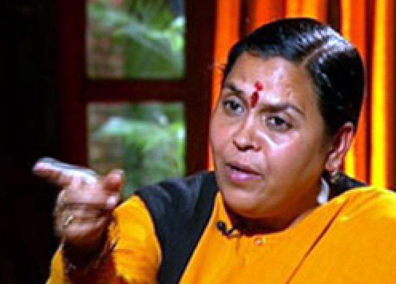 Settle Ayodhya issue outside court: Uma Bharti