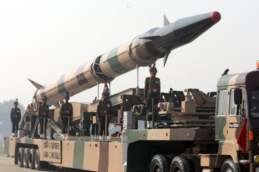 'Nuclear-capable Agni-V to be tested soon'