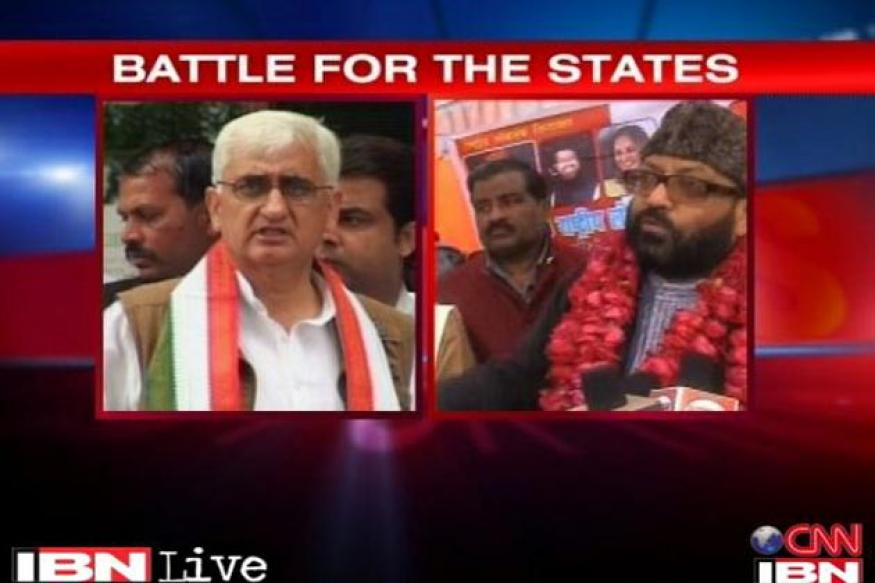 Muslim quota: Khurshid is late, says Amar Singh