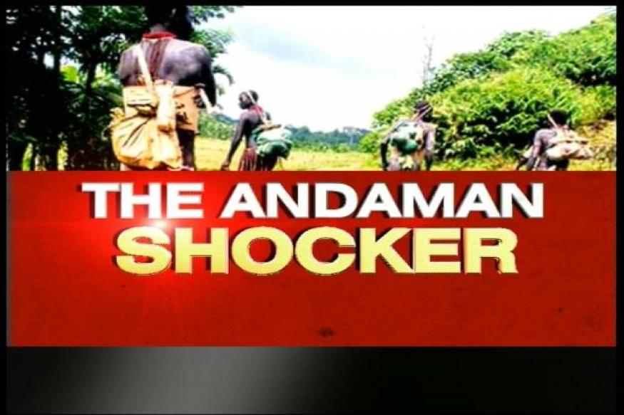 Andaman Police arrest 2 in Jarawa video case