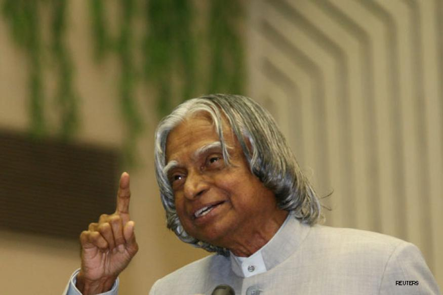 Kalam: resolve Kudankulam politically