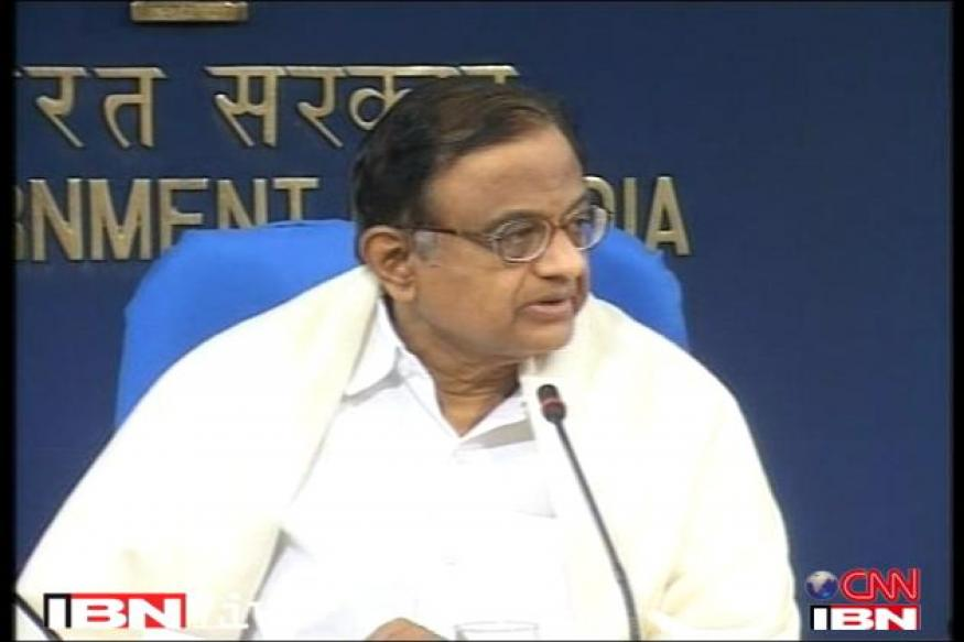 No differences on Aadhar scheme: Chidambaram