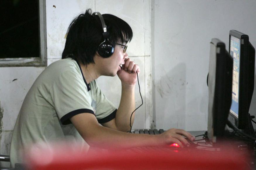China's Internet users breach half billion mark