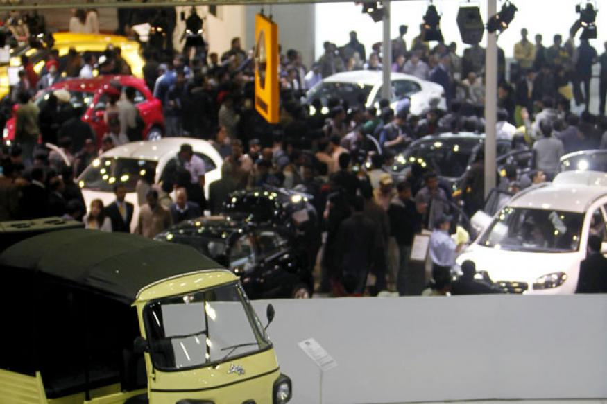 Blame CII for crowd mess at Auto Expo: ITPO