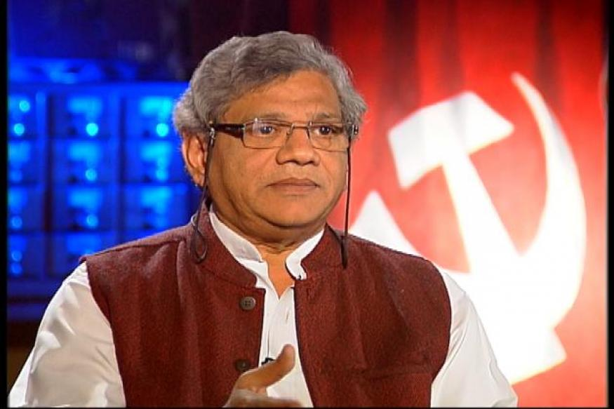 Scams hurting India's economy: Sitaram Yechuri