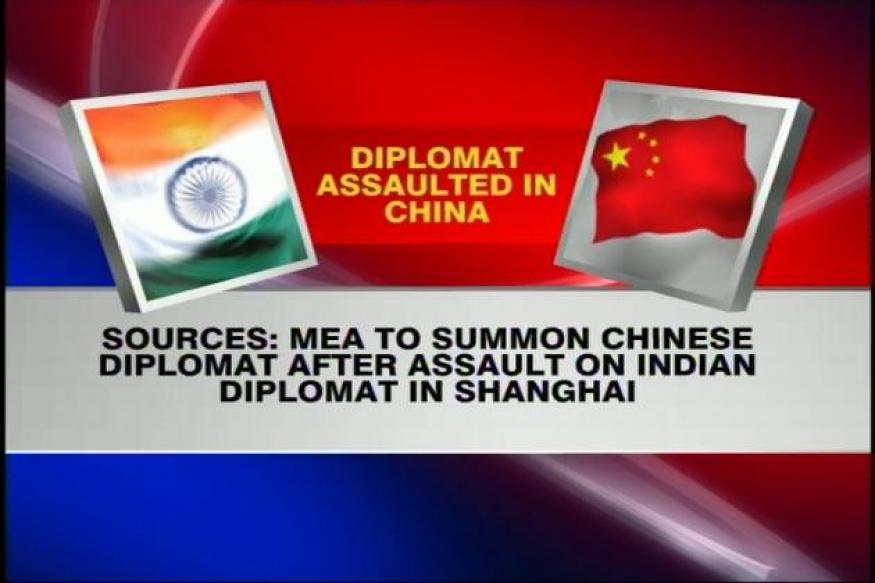 Shanghai attack: India to summon Chinese diplomat
