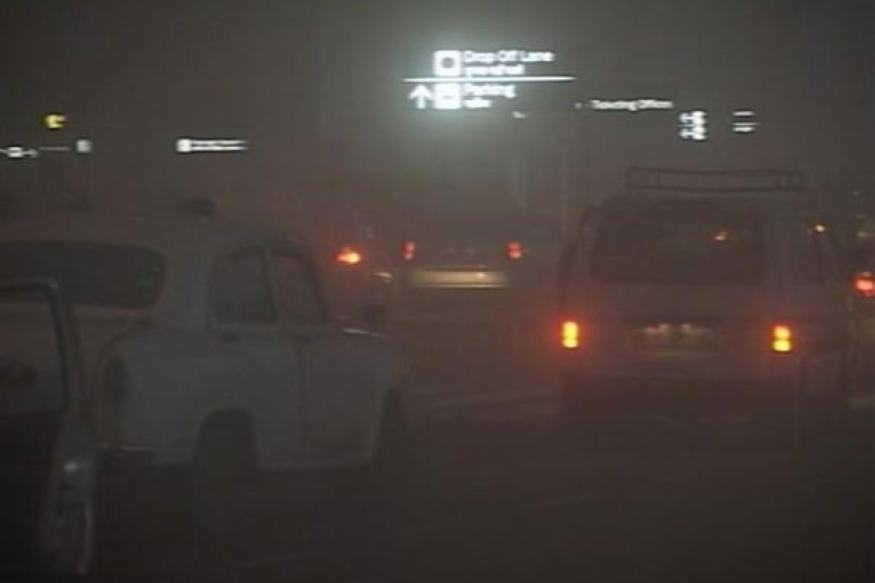 Delhi: 250 flights hit due to dense fog