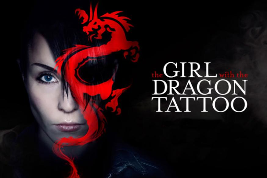 'Dragon Tattoo' gets a graphic makeover