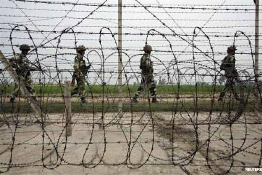 Zero infiltration along Indo-Pak border in 2011