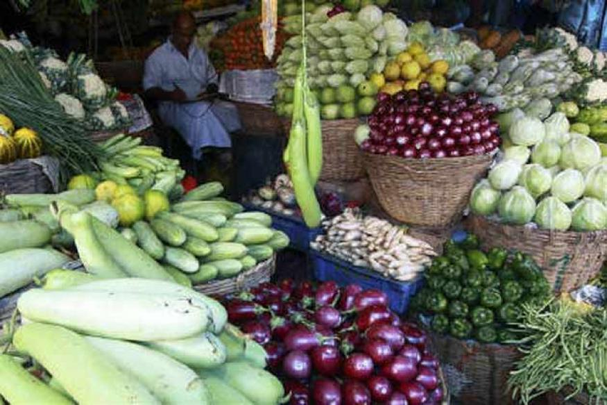 Food inflation remains in negative zone