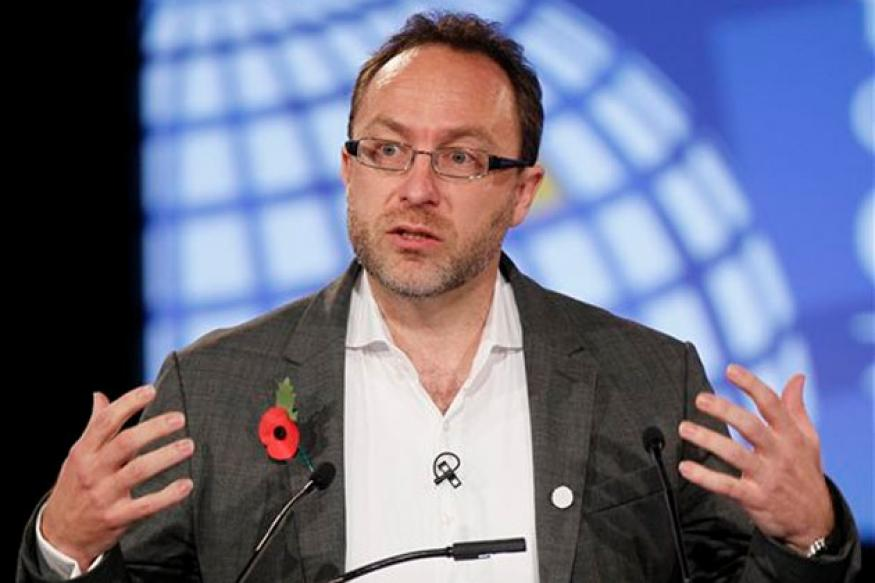 Jimmy Wales hails Wikipedia's role in helping halt SOPA, PIPA