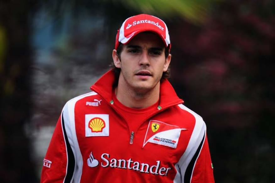 Bianchi to be Force India reserve driver
