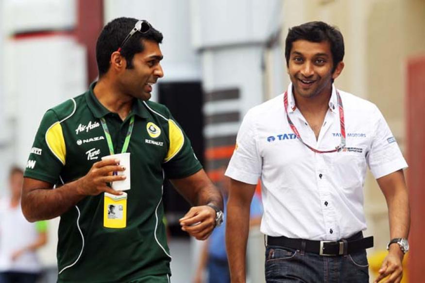 No race for Karun in 2012, Narain doubtful