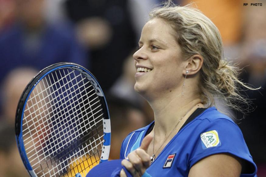 Clijsters confident of recovering for Aus Open
