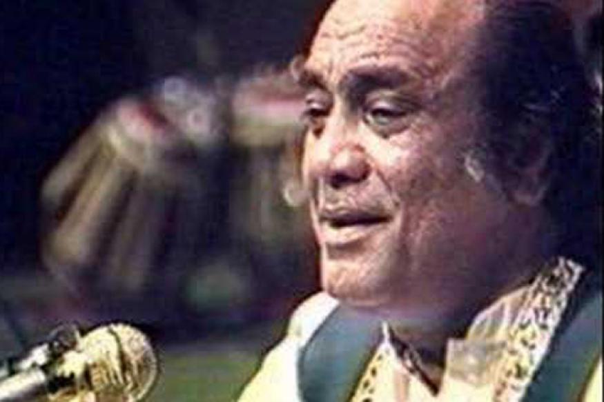 Legendary singer Mehdi Hassan put on ventilator